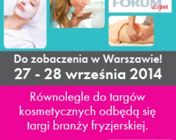 ZOYA na targach Beauty Forum 27-28.09.2014