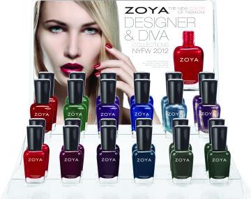 Designer, Diva & Gloss – kolekcja jesień 2012