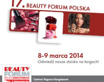 ZOYA na targach BEAUTY FORUM 8-9 marca 2014